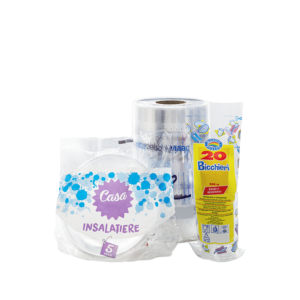 CLEANING AND HOUSEHOLD  PRODUCTS PACKAGING